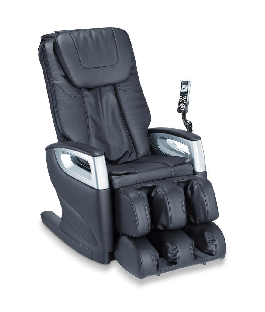 Beurer MC 5000 HCT Deluxe Shiatsu masszírozó fotel
