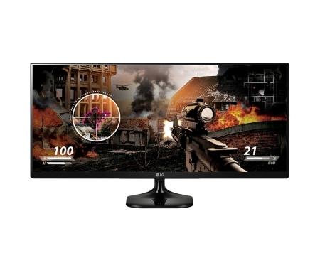 LG 25UM58-P 25 21:9 Ultrawide IPS Monitor