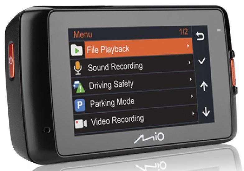 MIO MiVue 608 DRIVE RECORDER autós kamera