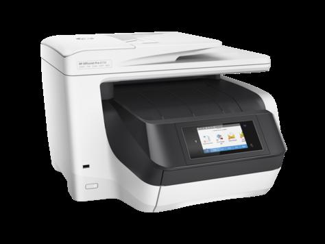 HP OfficeJet Pro 8730 WiFi MFP