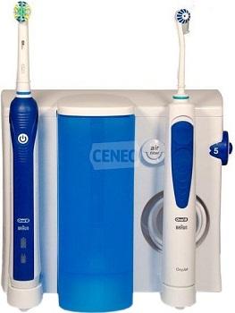 Oral-B Braun Professional Care 3000 + OxyJet OC20 fogkefe