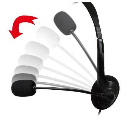 Vakoss sztereó mikrofonos fejhallgató  98c00109b6