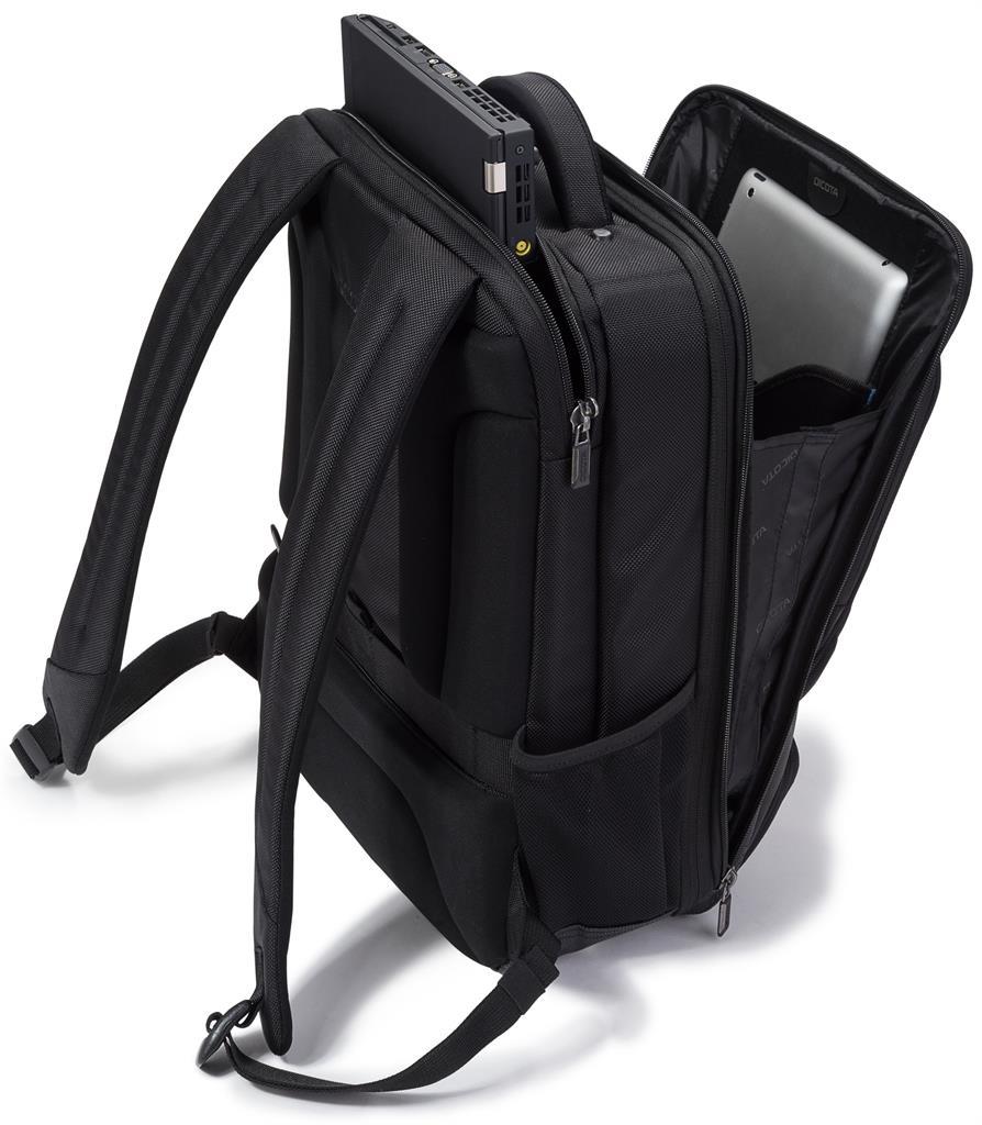 Dicota Backpack PRO 12-14.1 hátizsák notebook és ruhák számára ... 44e8fe240b
