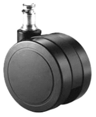 d.60 görgő forgószékhez   kemény felületre   60 mm átmérő   11 mm csap átmérő