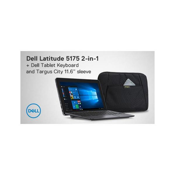 3f9c7d077963 DELL Latitude 5175 10.8FHD Touch, Core m3-6Y30 (2.20GHz),4GB,128GB ...
