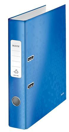 Iratrendező, 52 mm, A4, karton, LEITZ 180 Wow, kék