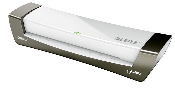 Leitz iLam Office laminálógép | A4 | 80-125 mikron | ezüst