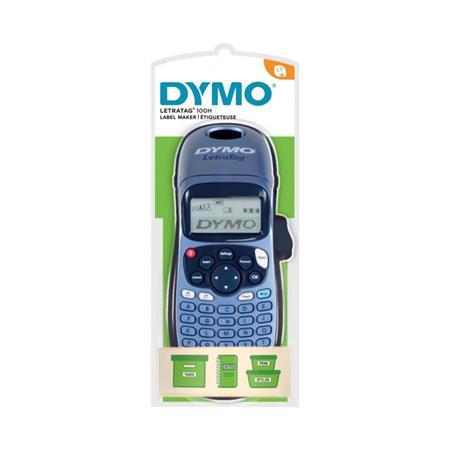 Elektromos feliratozógép, DYMO Letratag Razor 100H
