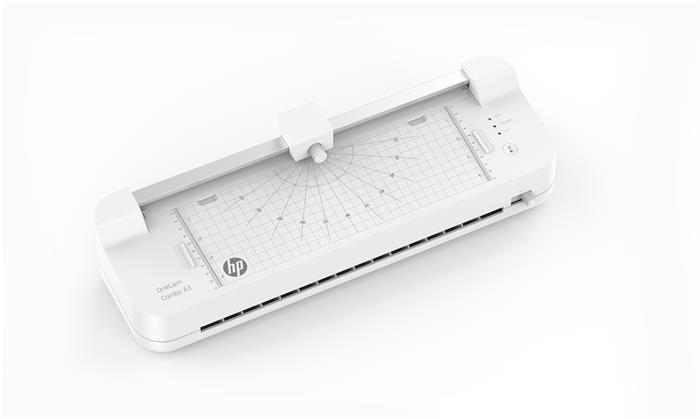 HP Onelam Combo fehér laminálógép | beépített vágógéppel | A3 | 80-125 mikron