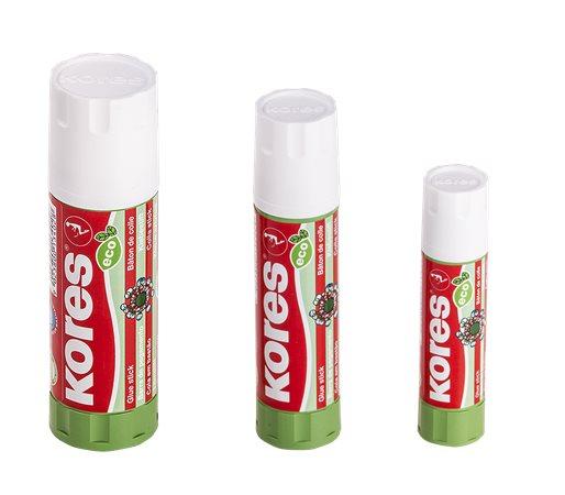 Ragasztóstift, 40 g, KORES Eco Glue Stick