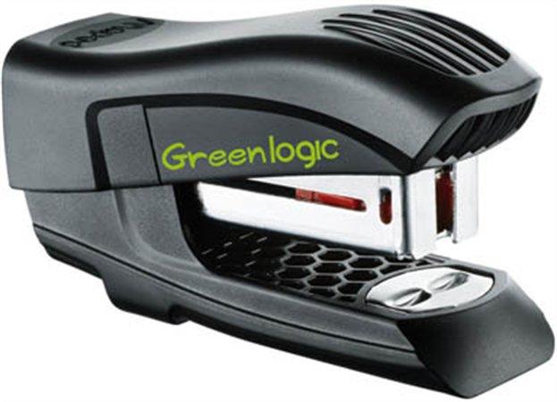 Tűzőgép, 24/6, 26/6, 12 lap, MAPED Greenlogic Mini