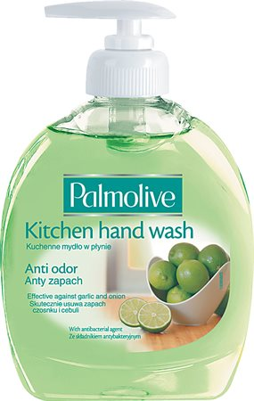 Folyékony szappan, 0,3 l, PALMOLIVE Anti Odor Lime