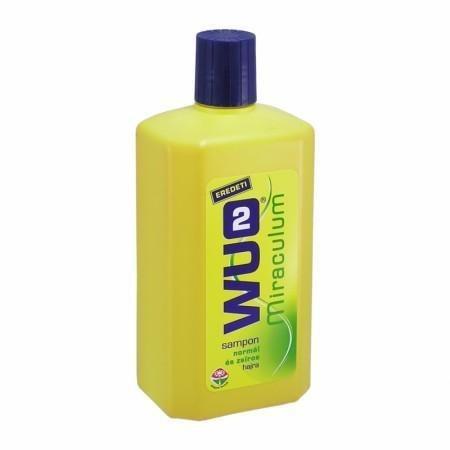 Sampon, normál és zsíros hajra, 1000 ml, WU2
