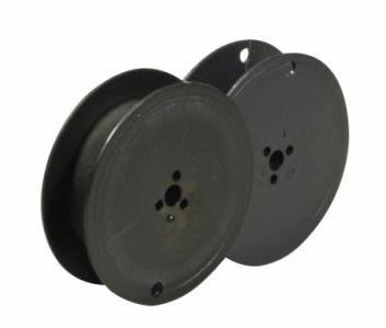 Festékszalag 13 mm-es két orsós írógéphez, VICTORIA GR 1, fekete