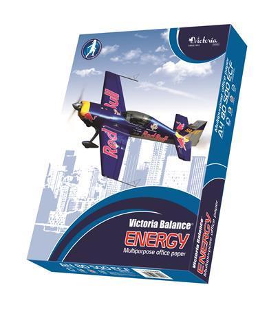 """VICTORIA """"Balance Energy"""" másolópapír   A4   80 g   300 csomag/raklap"""