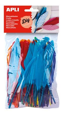 Toll, APLI Creative, vegyes színek