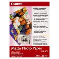 MP-101 Fotópapír, tintasugaras, A4, 170 g, matt, CANON