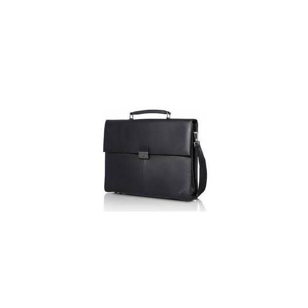 Lenovo notebook táska ThinkPad Executive Leather Case 14.1 fekete