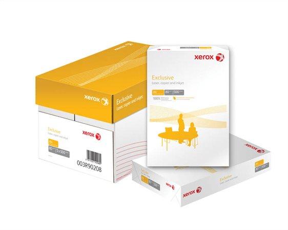 """XEROX """"Exclusive"""" A4 másolópapír   80 g   240 csomag/raklap"""
