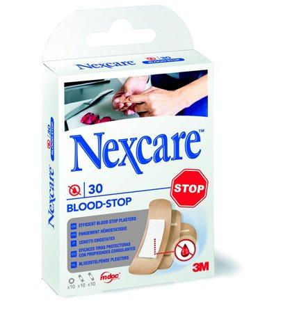 Sebtapasz, vérzéscsillapító, 30 db, 3M Nexcare Blood Stop