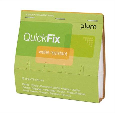 Sebtapasz utántöltő Quick Fix, 45 darabos, vízálló, PLUM