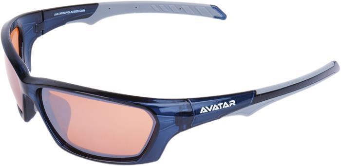 Avatar Ascension napszemüveg HD lencsével   fekete