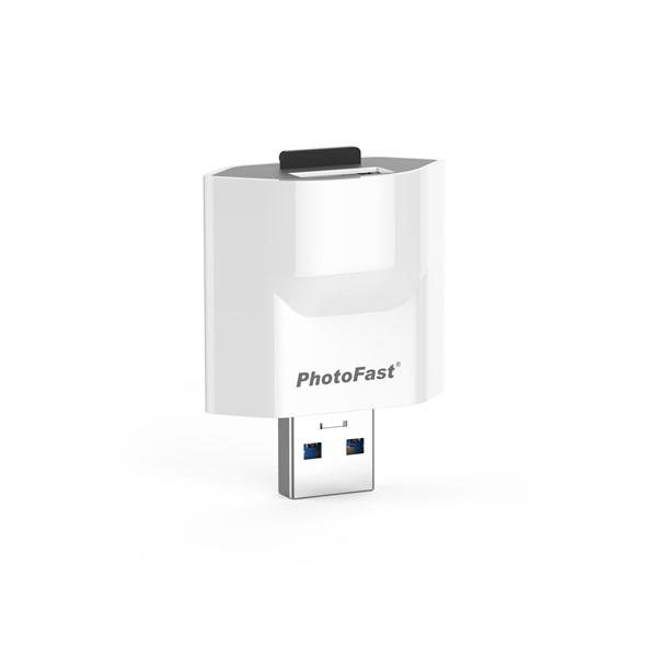 PhotoFast PhotoCube EU backup megoldás | iOS | microSD-vel bővíthető