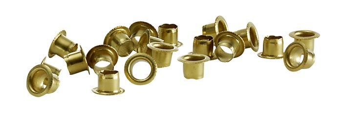 Ringli, fémgyűrű, 4,7x5,5 mm, REXEL