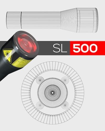Safe Laser 500 Infra | 500mW | 20 000 Ft értékű kuponnal