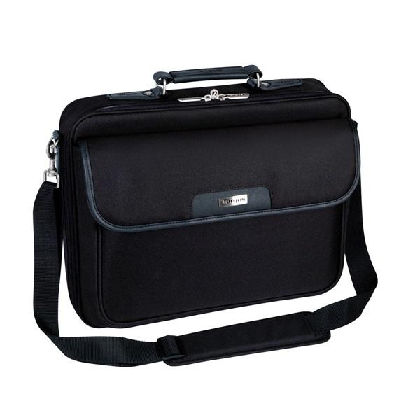 Targus notebook táska CN01 Notepac 15-16 Clamshell Case - Black