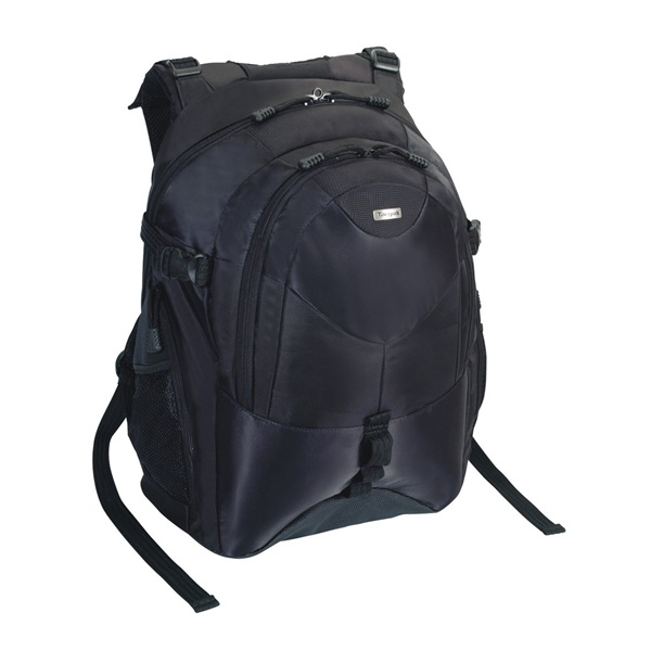"Targus notebook hátizsák TEB01 | Campus 15-16"" Backpack - Black"
