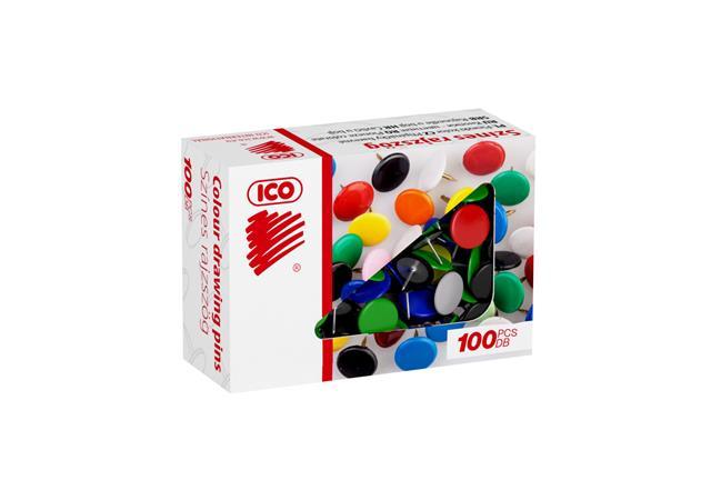 Rajzszeg, ICO 224 színes