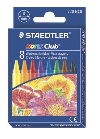 Zsírkréta, STAEDTLER Noris 220, 8 különböző szín