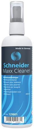 Tisztítófolyadék, táblához, 250 ml, SCHNEIDER, Maxx