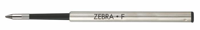 Golyóstollbetét, 0,24 mm, ZEBRA F, kék