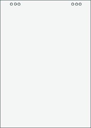 Victoria sima flipchart papír | 68x98 cm | 5x20 lap