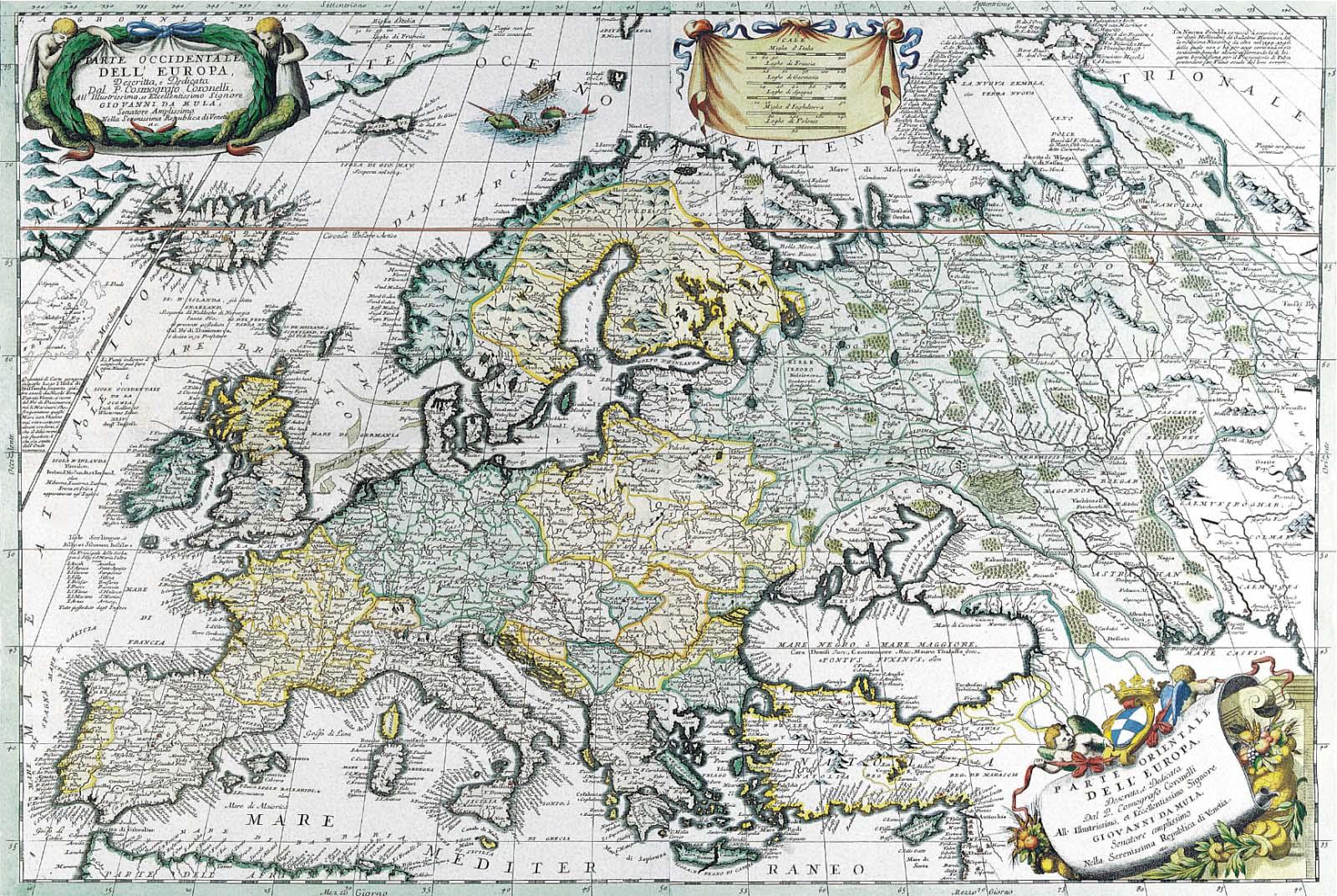 Könyökalátét, STIEFEL  Antik Európa