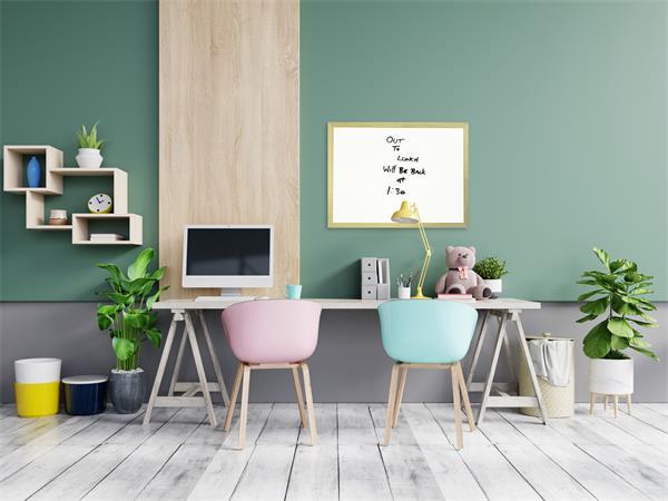 Victoria fehértábla | mágneses | 40x60 cm | fa keret