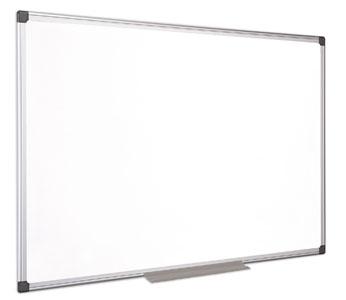 Victoria mágneses zománcozott fehértábla | alumínium keret | 100x150 cm