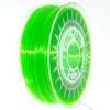 Devil Design 3D nyomtató anyagszál | PETG | világos zöld áttetsző | 1,75 mm | 1 kg