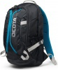 "Dicota ""Backpack Active"" 14""-15,6"" notebook hátizsák, fekete-kék"