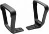 BR33 fix magasságú karfa forgószékekhez | fekete