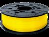 XYZ RFPLCXEU0EC 3D nyomtató anyagszál | PLA | YELLOW | 1,75 mm | 0,6 kg | da Vinci Junior, da Vinci Mini