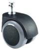 d.50 görgő forgószékhez | parkettára | 50 mm átmérő | 11 mm csap átmérő