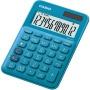 Számológép, asztali, 12 számjegy, CASIO, 'MS 20 UC', kék