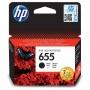 HP Patron No 655 fekete tintapatron Ink Advantage