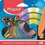 Aszfaltkréta, MAPED 'Color`Peps', 6 különböző szín