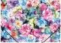 Gumis mappa, 15 mm, PP, A4, PANTA PLAST 'Roses'