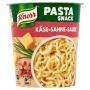 Instant készétel, 71 g, KNORR 'Snack', tészta sajtos-tejszínes szósszal
