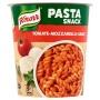 Instant készétel, 72 g, KNORR 'Snack', tészta paradicsomos mozzarella szósszal